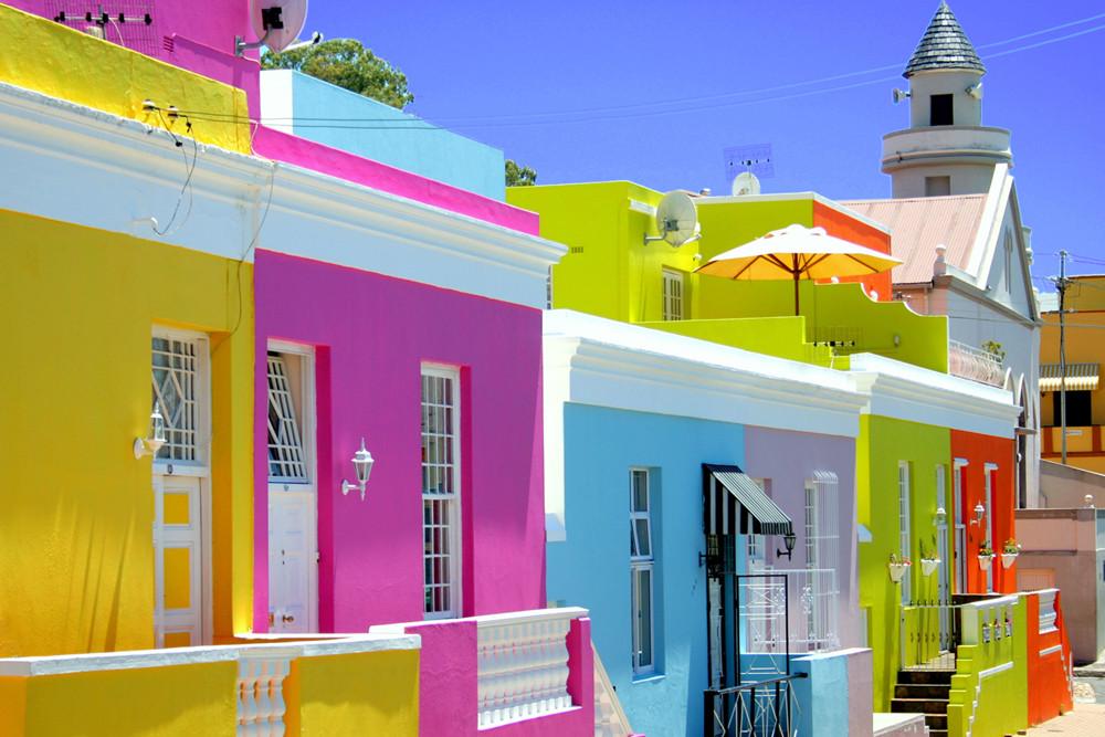 Bo-Kaap, le quartier Malais de Cape Town