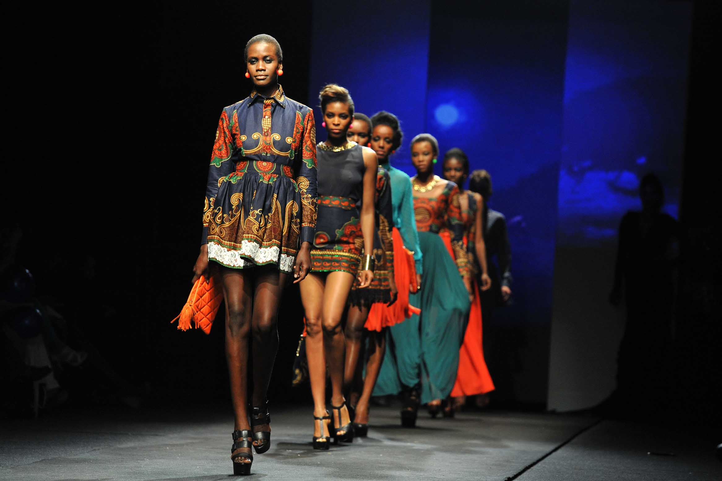 Soweto Fashion Week : défilé