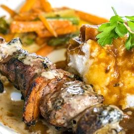 Brochette de Springbok gastronomie culture en Afrique du sud