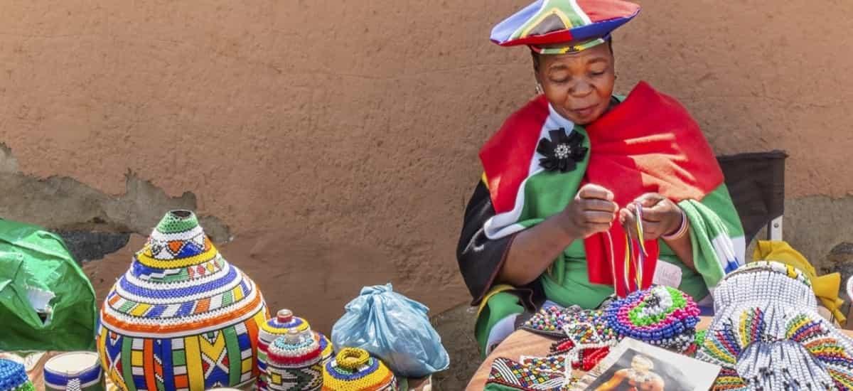 Artisanat Afrique du sud