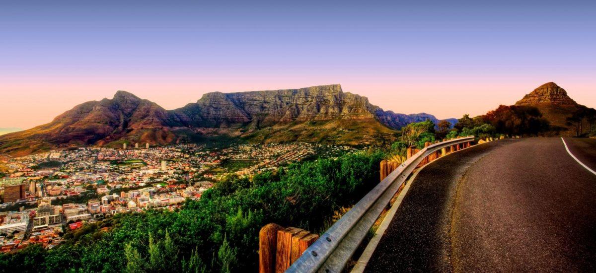 chapmans peak la route mythique près se Cape Town