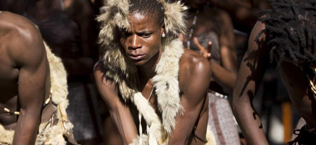 activité Danses zoulous  afrique du sud