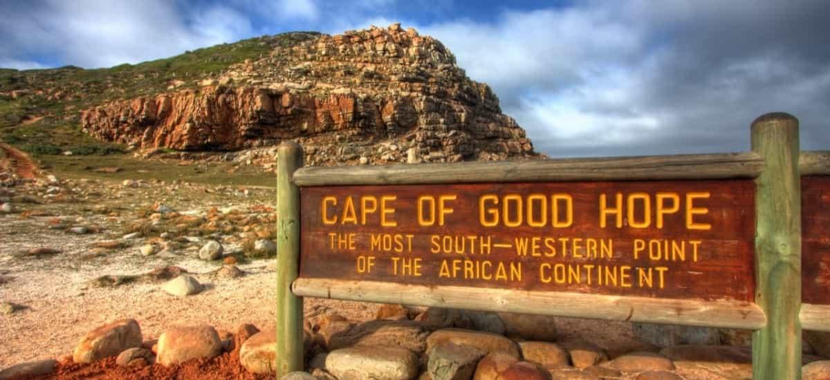 Circuit Afrique du sud - Cap de bonne espérance