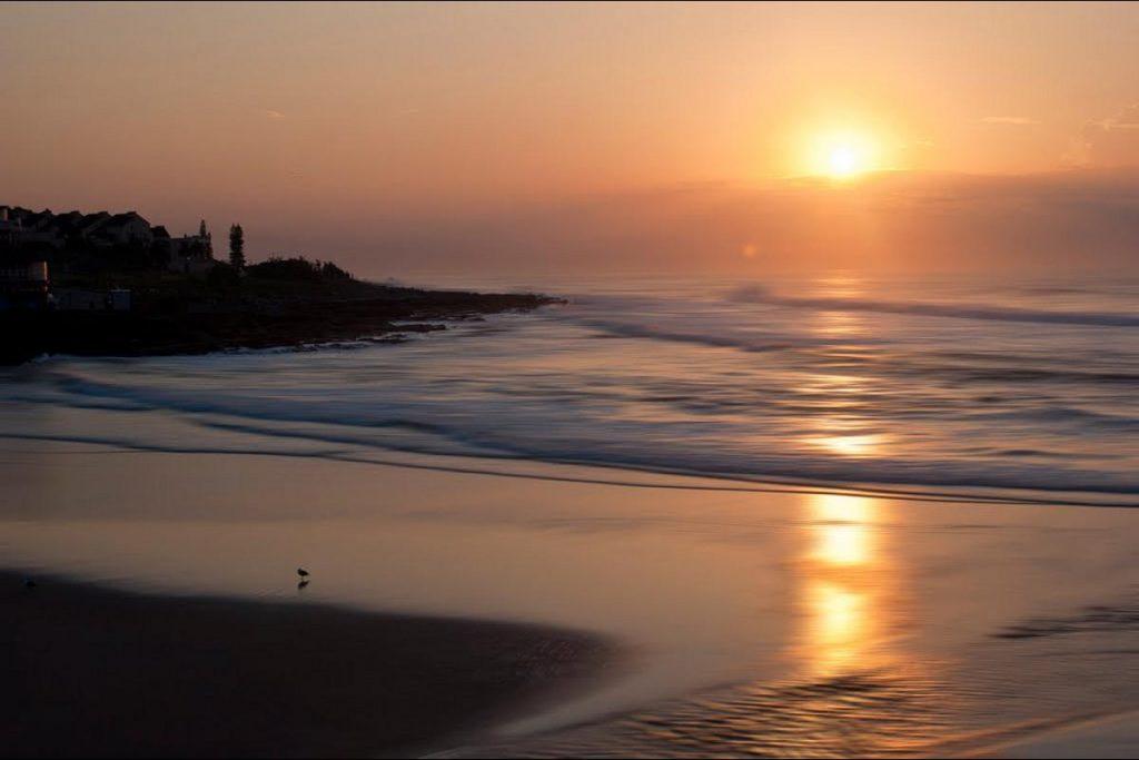 uvongo-plage-coucher-soleil
