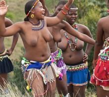Circuit Afrique du sud - Danses femmes Zoulous