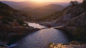 magaliesberg-montagnes-coucher-de-soleil