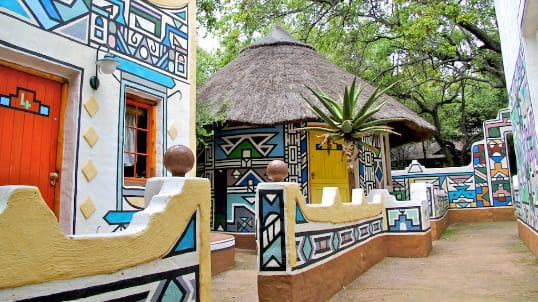 lesedi-lodge-Cultural-Village-afrique-du-sud-decouverte
