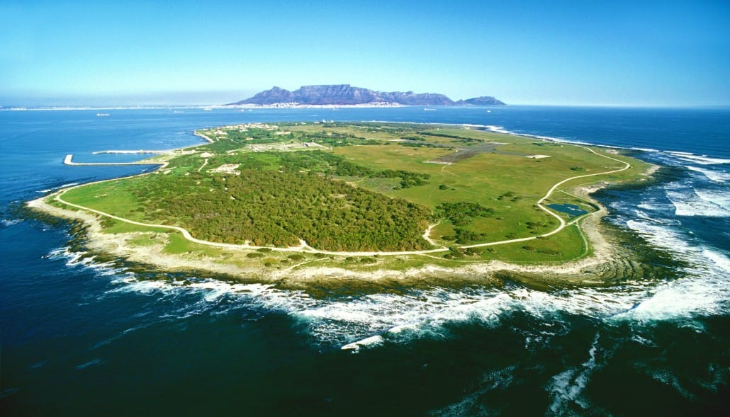 Robben Island, la prison de Mandela en face de Cape Town