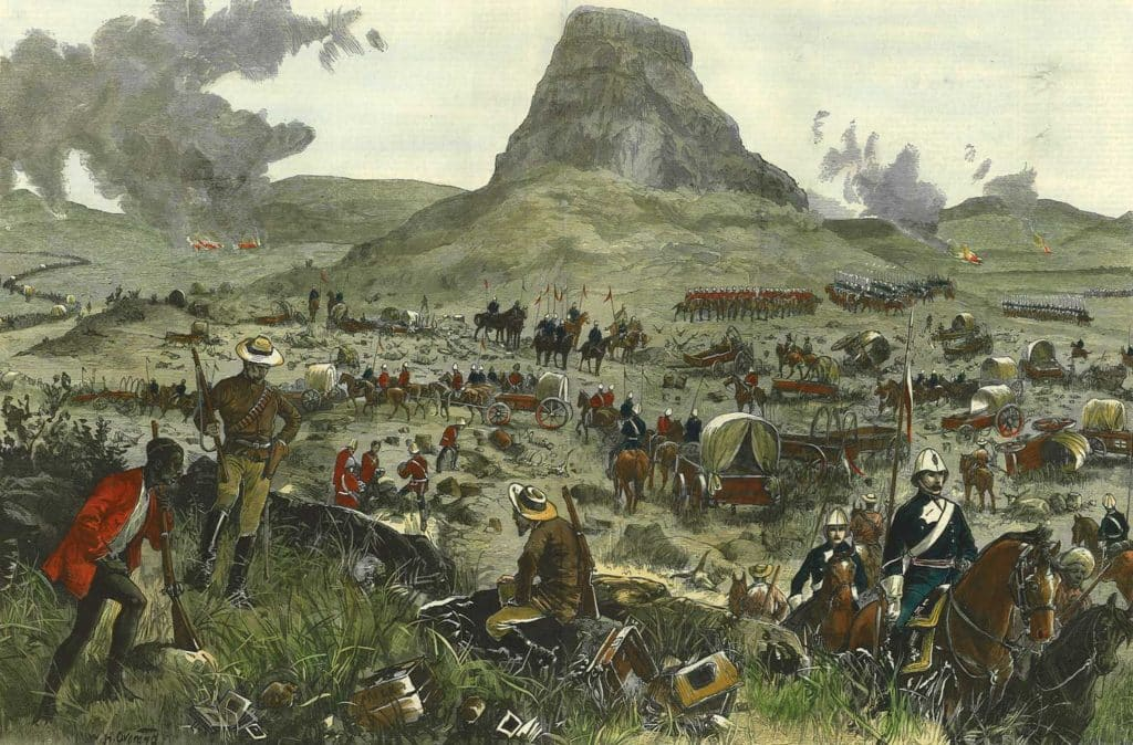 sites-de-bataille-isandlwana-afrique-du-sud-decouverte